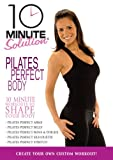 10 Minute Solution: Pilates Perfect Body (Full) [DVD] [Import]
