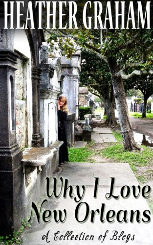 Large book cover: Why I Love New Orleans