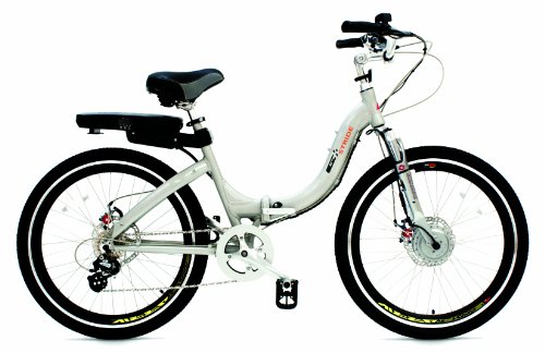 Learn More About Prodeco Technologies G Plus Stride Electric Folding Bicycle (36V, 250W)