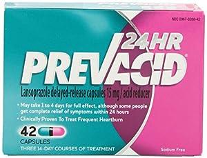 Prevacid 24HR Caps 42-Count