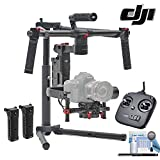 DJI Ronin M Kit - (Version 3) - Bundle Includes Remote Controller, 2 Batteries Magnetic DJI Lapel Pin and more