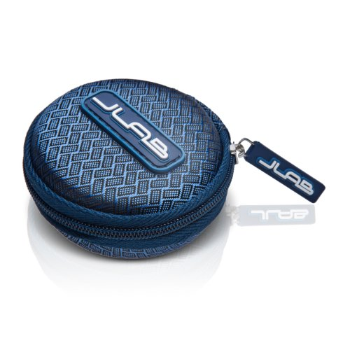 Jlab Jptc93 Earbuds Travel Case For Jlab Jbuds, Blue