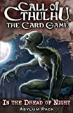 51Hqy66p5QL. SL160  Call of Cthulhu LCG Asylum Pack: In the Dread of Night