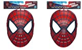 The Amazing Spider-man Hero Mask x 2
