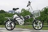 世界最速!Max40Km/h 究極 フル電動自転車 GTR