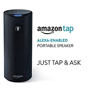Amazon Tap - Alexa-Enabled Portable Bluetooth Speaker by Amazon