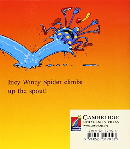 CS1: Incy Wincy Spider ELT Edition (Cambridge Storybooks)