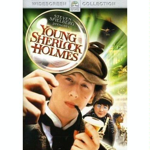 Young Sherlock Holmes at Amazon.com