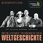Bedeutende Personen der Weltgeschichte: Lenin / Rosa Luxemburg / Roald Amundsen / Winston Churchill (       ungekürzt) von Anke Susanne Hoffmann Gesprochen von: Achim Höppner