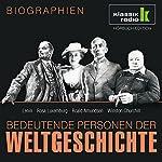 Bedeutende Personen der Weltgeschichte: Lenin / Rosa Luxemburg / Roald Amundsen / Winston Churchill | Anke Susanne Hoffmann