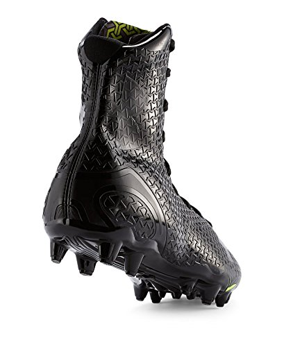 c1cd721a8 pictures of Under Armour Men s UA Highlight MC Stealth Football Cleats 10  Black