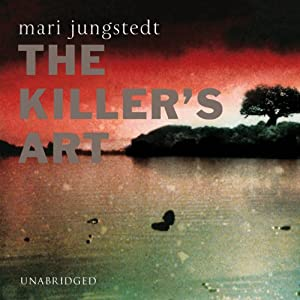 The Killer's Art Audiobook by Mari Jungstedt Narrated by Simon Shepherd