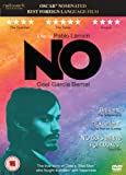 No - Film [DVD] with Limited Edition Alternative Artwork