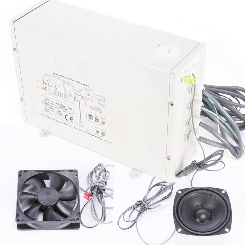 Sanven Multi-Functional Tr-019 3Kw Steam Generator For Shower Souna Bath Home Spa front-546607