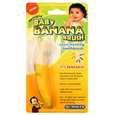 The Original Baby Banana Toothbrush