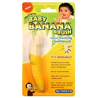 The Original Baby Banana Toothbrush