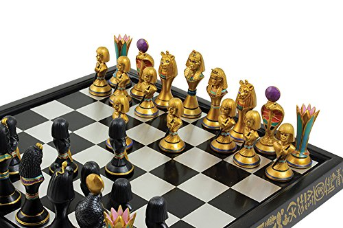 Egypt Chess Set 0
