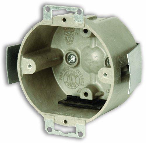Allied Moulded H9338=Esk 3-1/2-Inch Diameter Round Fiberglass Box