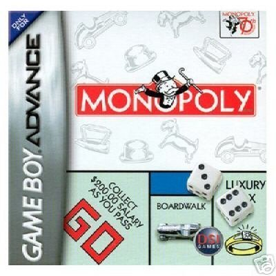 Jack of All Games-Monopoly
