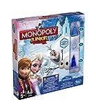 Disney Frozen Elsa, Anna Niños Monopoly-Azul