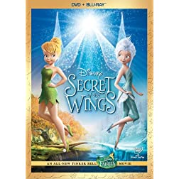 Secret Of The Wings (Two-Disc Blu-ray/DVD Combo)