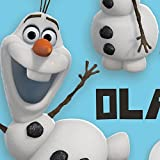 Duck Brand 283422 Disney-Licensed Frozen featuring Olaf Duct Tape, 1.88 Inches x 10 Yards, Single Roll Color: Frozen - Olaf, Model: 283422