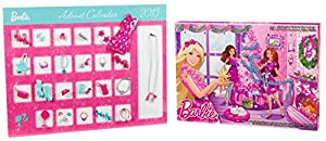 Mattel Barbie Y7502 - Adventskalender