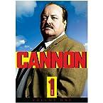 Cannon: Season One, Vol. 1 DVD Set