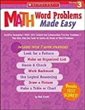 Math Word Problems Made Easy: Grade 3