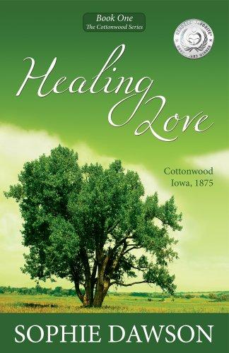 Book: Healing Love (Cottonwood) by Sophie Dawson