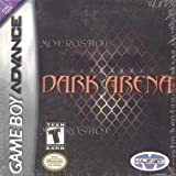Dark Arena - Game Boy Advance - US