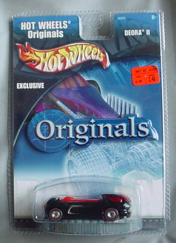 Hot Wheels Originals Exclusive Deora II Black
