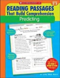 Predicting (Reading Passages That Build Comprehension)