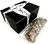 Gustafs Griotten Licorice Cubes, 12 oz Bag in a Gift Box