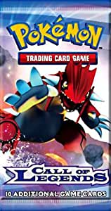 Nintendo Pokemon Card Game Call Of Legends Booster Pack