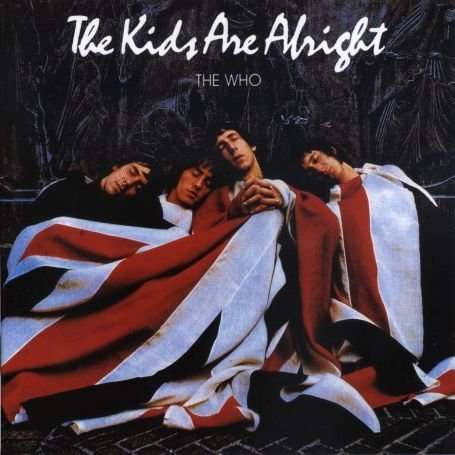 Original album cover of The Kids Are Alright by The Who