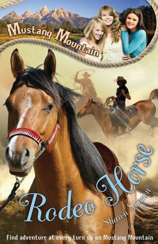 RODEO-HORSE-MUSTANG-MOUNTAIN-By-Siamon-Sharon-Mint-Condition