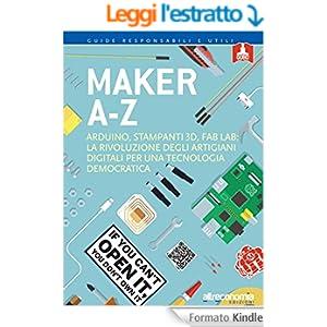 Makers A-Z (Guru. Guide responsabili e utili)