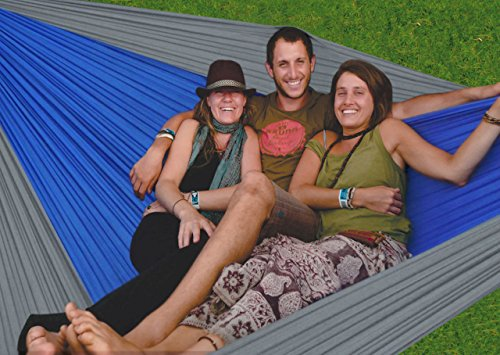 The Best 2 Person Hammock Reviews 2019 - Cover
