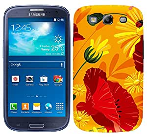 TrilMil Printed Designer Mobile Case Back Cover For Samsung Galaxy S3 / S3 Neo i9300