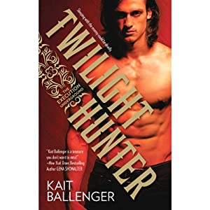 Twilight Hunter Audiobook