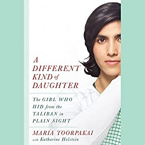 A Different Kind of Daughter Audiobook