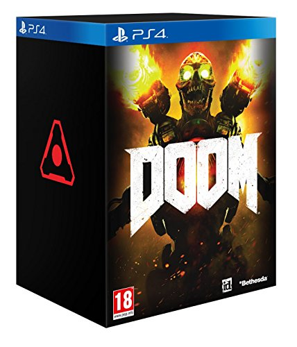 Doom - Collector's Limited - PlayStation 4