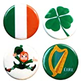 Refrigerator Magnets - Ireland set of Four