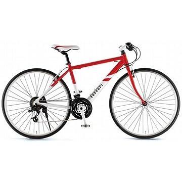 Ferrari(フェラーリ)21段変速付き クロスバイク自転車 「CR-D7021」