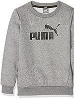 Puma Sudadera Ess No.1 Crew (Gris)