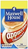 Maxwell House Cappuccino 10 Sticks 170g