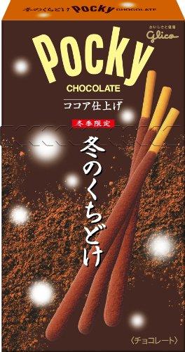 江崎グリコ 冬のくちどけポッキー 24本×10個