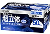 (������ PM2.5�б�)ĶΩ�Υޥ��� ��������ʴ�� �դĤ������� 50����(unicharm)