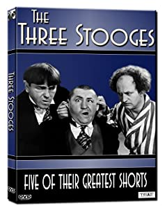 The Three Stooges: Five of Their Greatest Shorts (Brideless Groom / Color Craziness / Disorder in the Court / Malice in the Palace / Sing a Song of Six Pants)